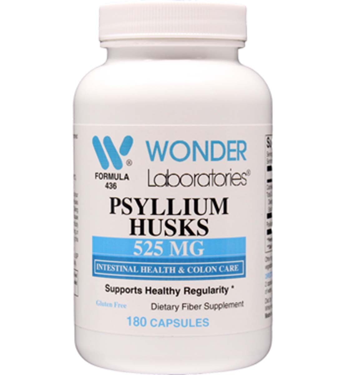Psyllium Husk 525 mg