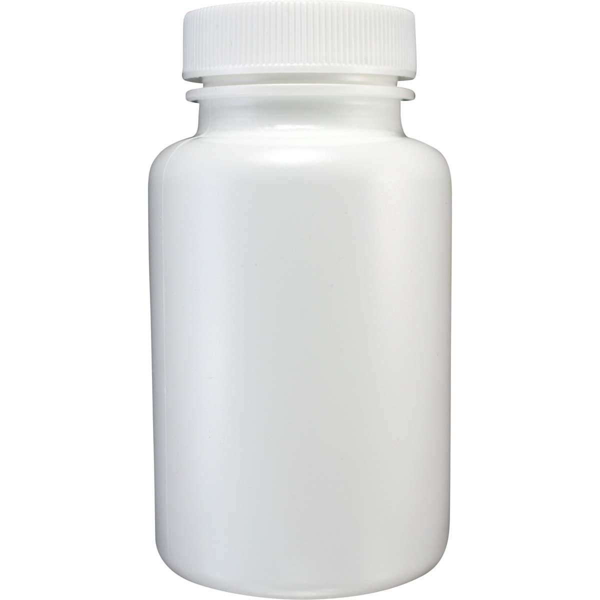 White Plastic Hdpe Bottles Empty Bottles 1 7oz Bottle