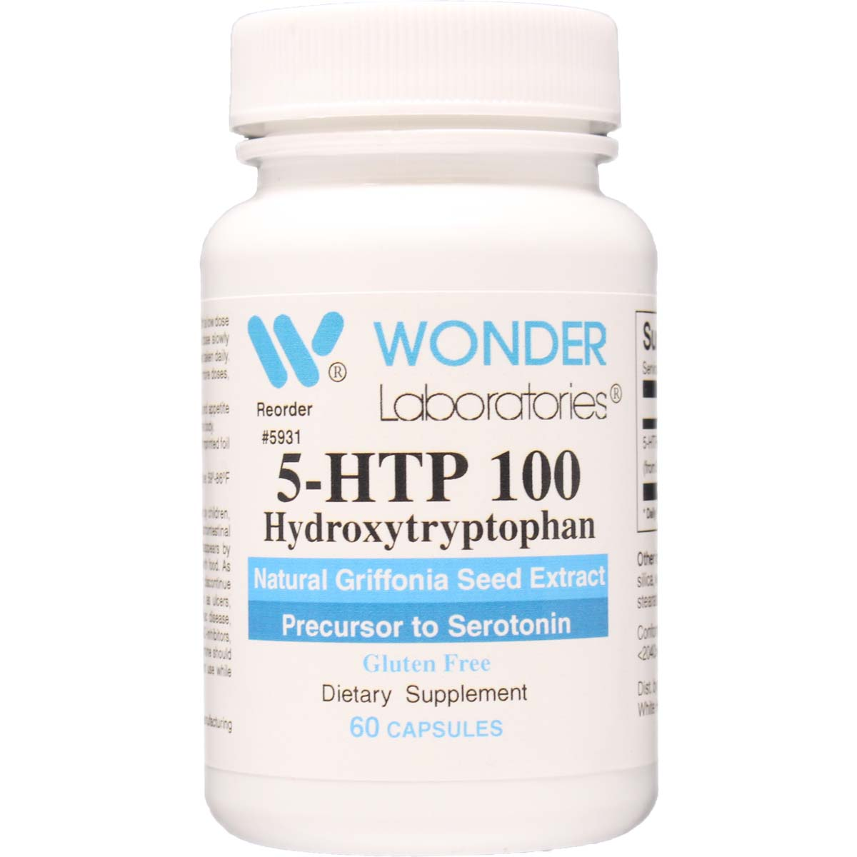 Recommended dosage for 5 htp