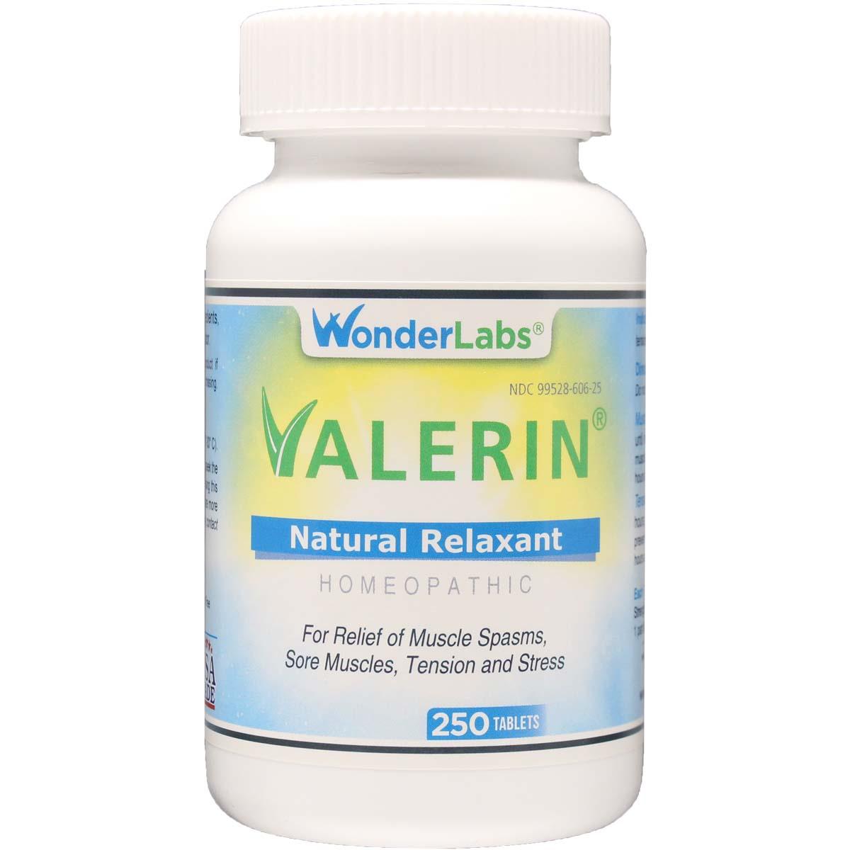 Valerin  All-natural Relaxant | 2 Bottle Pack
