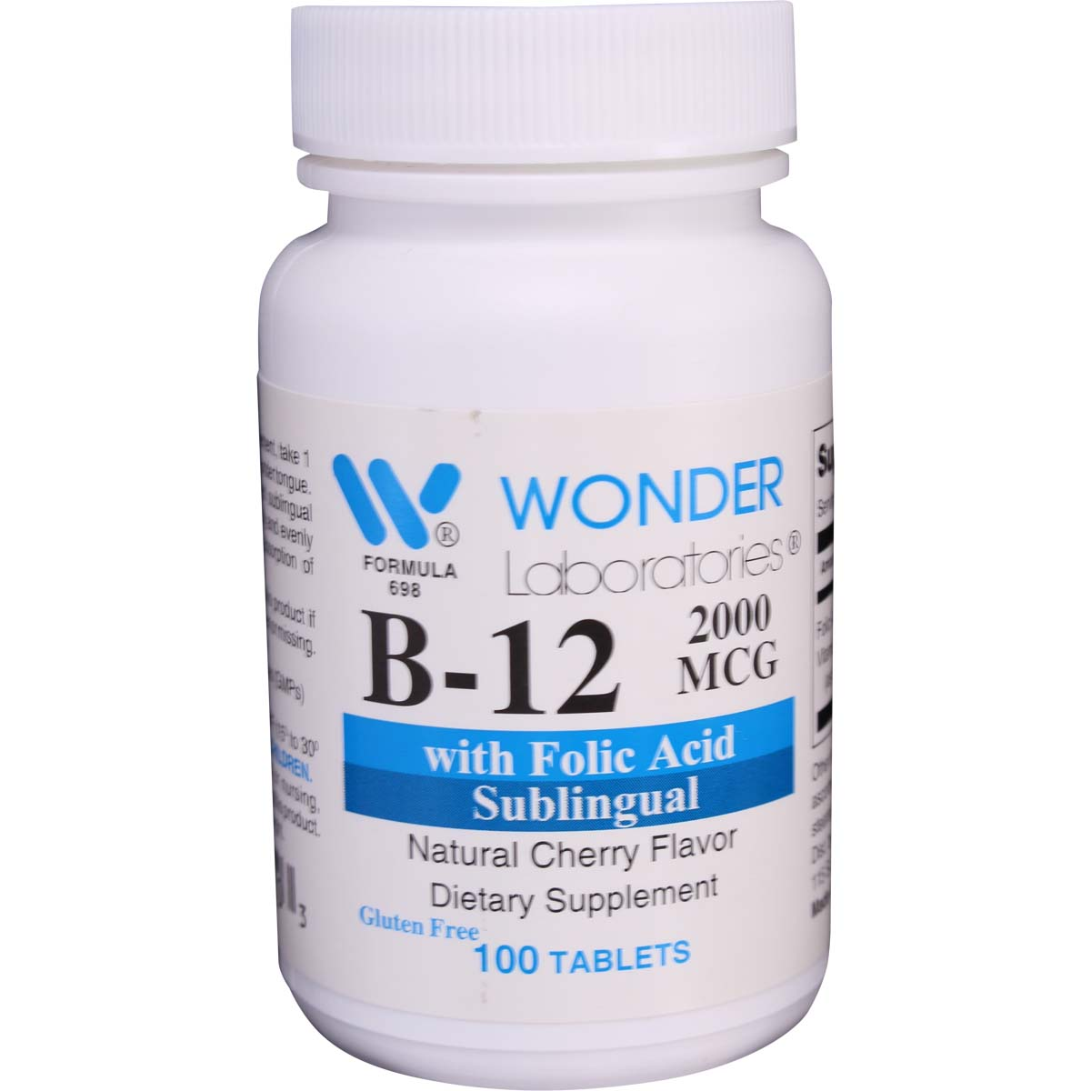 Why Sublingual Vitamin B12? - Tao Of Herbs