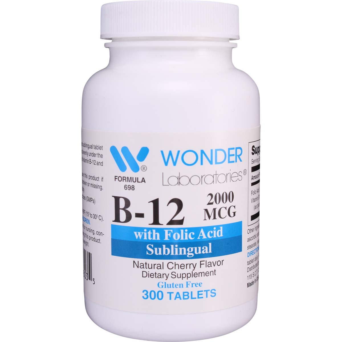 Sublingual B12 no better than just swallowing - Jack Norris RD