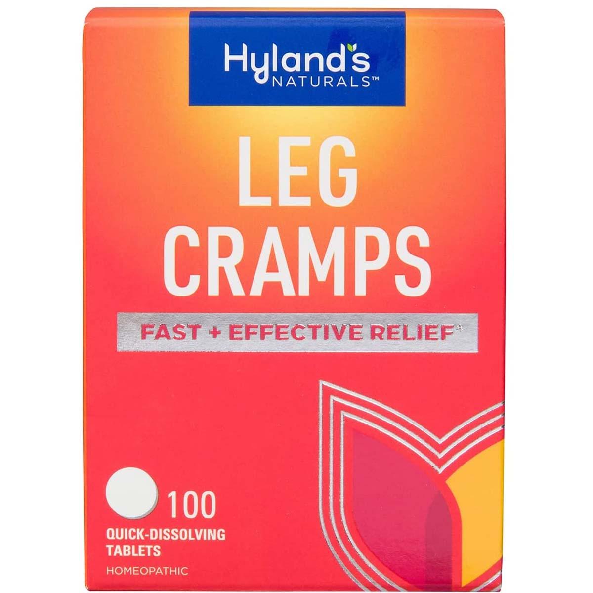 Quinine and leg cramps