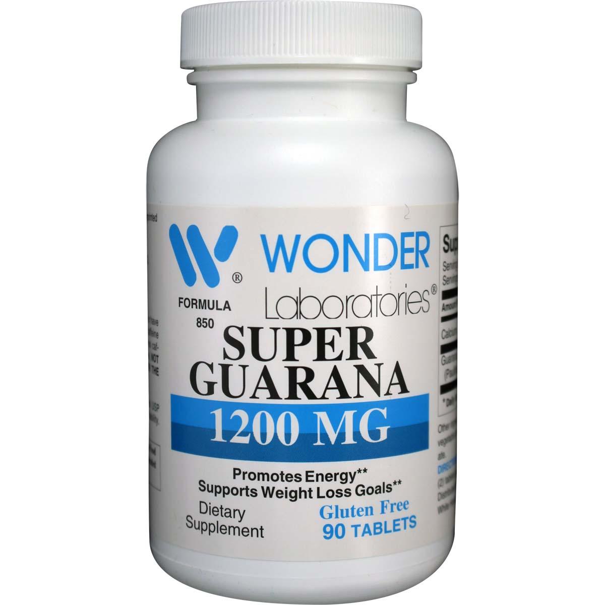 Guarana 1200 mg