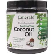 Extra Virgin - Certified Organic Coconut Oil