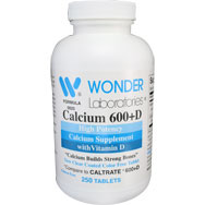 Calcium 600 + D Caltrate® 600+D Comparable*