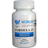 Multivitamin Multimineral w/Iron