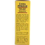 Lydia Pinkham Herbal Tablet Supplement w/ Black Cohosh