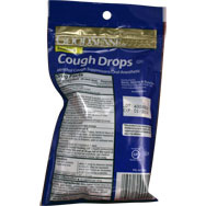 Soothing Cough Drops - Menthol Flavor (3 Bags of 30)