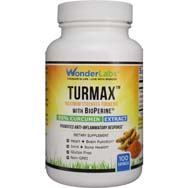 Turmax - Maximum Strength Turmeric w/ Standardized Curcumin