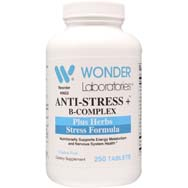 Anti-Stress+® B-Complex | Plus Herbs - Stress Formula