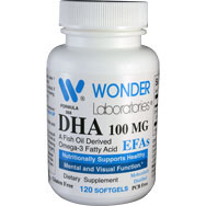 Omega 3 Fatty Acids DHA 100 mg Fish Oil