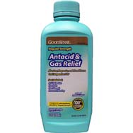Antacid with Simethicone