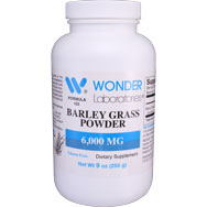 Barley Grass Powder 6000 mg
