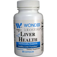 Liver Health | Nutritionally Supports Healthy Liver Function