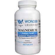 Magnesium - Amino Acid Chelated Magnesium