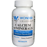 Calcium w/ Minerals | Plus ChromeMate®