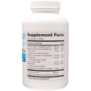 Multi-Vitamins and Minerals<BR>w/Glucosamine<BR>BACK-GARD+ &trade;