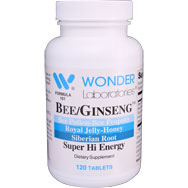 Bee Ginseng | Royal Jelly-Honey | Super Hi Energy