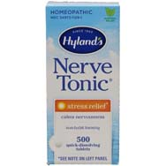Nerve Tonic | Homeopathic Stress Relief