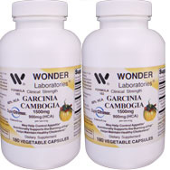 Garcinia Cambogia 1500 mg Per Serving, 900 mg (HCA) 2-pack, Plus a Free Bottle of Raspberry Ketone SHIPS FREE
