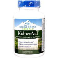 Kidney Aid - Natural Cleanse and Support
