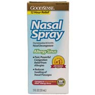 Sinus Relief Nasal Spray by GoodSense