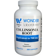 Collinsonia Root 700 mg