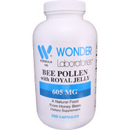 Bee Pollen with Royal Jelly 600 mg