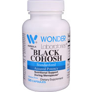 Black Cohosh- Menopause Support and Women's Health