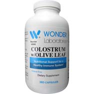 Colostrum w/Olive Leaf
