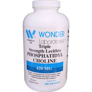 Lecithin Triple Strength Phosphatidyl Choline 420 mg