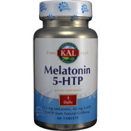 Melatonin 5-HTP