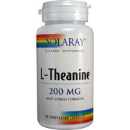 L-Theanine 200 mg | Anti-Stress Formula