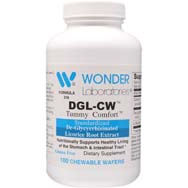 DGL-CW® Tummy Comfort - Licorice Root
