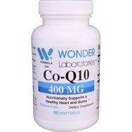 Co-Enzyme Q10 400 mg
