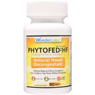 Natural Nasal Decongestant and Sinus Relief Phytofed®-HF