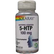 L-5-HTP 100 mg Plus B-6 and C