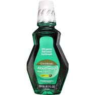 GoodSense Mouthwash Minty Fresh