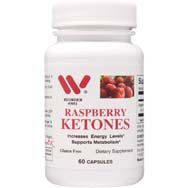 Raspberry Ketones | Increased Energy and Metabolism Support