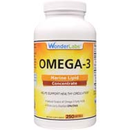 Omega-3 Marine Lipid Concentrate | Helps Support Healthy Circulation