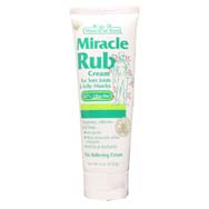 Miracle Rub® Pain Relieving Cream