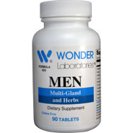 Men | Multi-Gland and Herbs