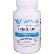 EyeGuard Bilberry Supplement