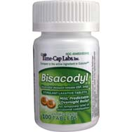 Bisacodyl Stimulant Laxative Tablets | Enteric Coated 5 mg