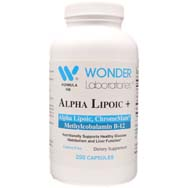 Alpha Lipoic+ ChromeMate® & Methylcobalamin B12