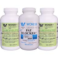 Weight Loss Combo Pack | Fat Blocker & Garcinia PH2 (3 pack)