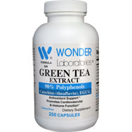 Green Tea Extract w/ EGCG | 90% Polyphenols