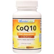 CoQ10 | High Absorption with BioPerine®