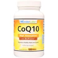 Co-Enzyme Q10 200 mg High Absorption Co Q10 with BioPerine®